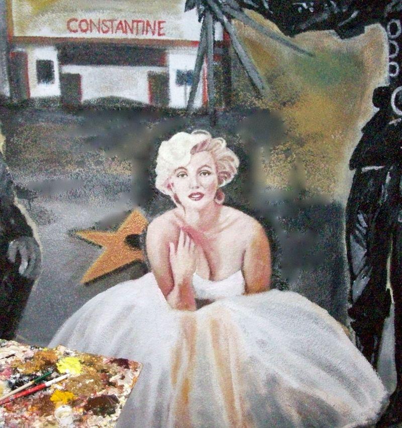 Marilynstarmural